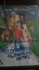 WILLY WONKA WILLIE WONKER & AND THE CHOCOLATE FACTORY DVD NEW SEALED