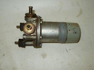 Porsche 911 1965-1969 HARDI Fuel Pump  12 V    Working.