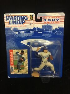 New 1997 starting lineup Chan Ho Park action figure Los Angeles Dodgers MLB NIP