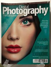 Digital Photography Complete Guide Sharpen Skill Winter 2017/18 FREE SHIPPING JB