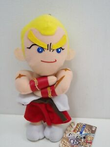 """Fatal Fury 160501 King Of Fighters 1993 Geese Howard SNK Japan Plush 9"""" Toy Doll"""