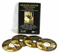 Archtop Guitar Design and Construction with Robert Benedetto (DVD) / Lutherie