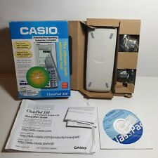 Casio Classpad 330 Graphic Graphing Financial Calculator w Stylus Portable + box