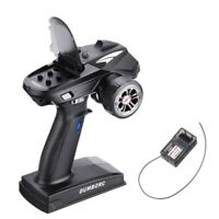 DUMBORC X6 2.4G 6CH RC Radio Transmitter with X6F Receiver for RC Car Vehicl B9H