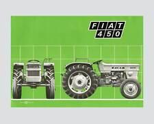 FIAT 450Schlepper Hinterrad Traktor Original