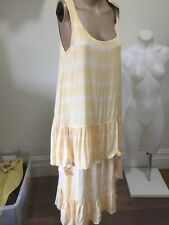 SZ S 10 MINKPINK MAXI DRESS NWT $119  *BUY FIVE OR MORE ITEMS GET FREE POST