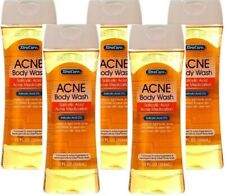 5x XtraCare Skin ACNE Body Clear Wash With Salicylic Acid & Aloe Vera 12oz Each