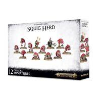 Squig Herd Gloomspite Gitz Warhammer Age of Sigmar NIB