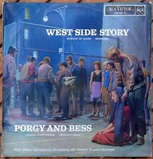 33t West Side Story / Porgy and Bess (LP) - Première publication 1959
