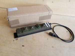 NEUE! 24 Volt Adapter Steckdosenleiste Steckdose Verteilerdose Kabine Bundeswehr