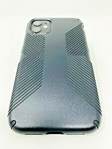 Speck Presidio Grip Case for Apple iPhone 11 and iPhone XR Black