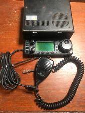 Icom Ic-706Mkiig Hf Transceiver Tested with manual
