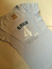 BETTER RICH Shirt Gr. XL 40/42 Hellblau Damen Oberteil TShirt Kurzarm Top