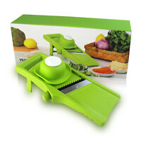 Multifunction Quick Done Mandoline Slicer Vegetable Cutter Stainless Steel Blade