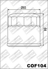 COF104 Filtro De Aceite CHAMPION HondaVTR1000 SP-1,SP-210002005 2006