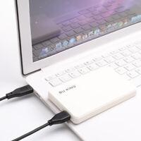 Enclosure / SSD Micro USB da 2,5 pollici con disco rigido esterno da 250 G