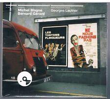 LES TONTOS FINGUEURS MICHEL MAGNE  G. LAUTNER OST CD F.C. SIGILLATO!!!