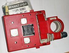 RENAULT MEGANE II SCENIC II  BATTERY PLUS POSITIVE CLAMP ROD GENUINE