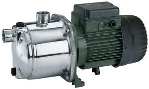 Dab pompa elettropompa autodescante multistadio acciaio inox hp 0,75 kw 0,55