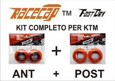 Racecap FastDry FULL KIT ARANCIO PER KTM (ANT + POST)