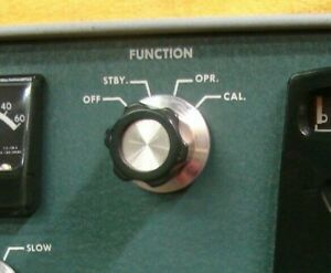 Heathkit SB-301 - 310 Receiver Function switch replacement part
