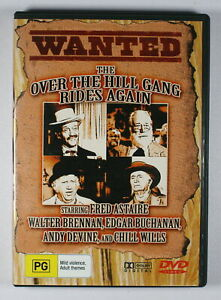 The Over The Hill Gang Rides Again DVD FREE POST