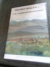 RARE DVD SECRET WALES Wilderness THE CAMBRIAN MOUNTAINS Society by IOLO WILLIAMS