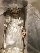 Pauline Bjonness-Jacobsen Dolls Limited Edition Wedding Day Porcelain Doll