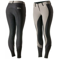 Horze Kiana Water and Dust Repellent Women's Full Seat Riding Breeches