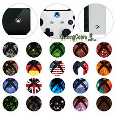 60 Pcs Custom Power Switch Skin Decal Sticker for Xbox One S Elite X Controller
