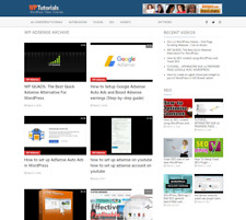 Turnkey Wordpress Video Tutorials Website Script, Make $100+ a Day Autopilot
