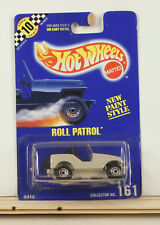 Hot Wheels Roll Patrol with CT. Crome Lt. Grey Brown BP161   B9