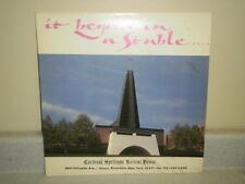 RECORD ALBUM- IT BEGAN IN A STABLE....- 33 1/3 RPM- USED- L155