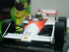 WOW EXTREMELY RARE McLaren 1987 MP4/3B Honda Senna Donington 1:43 Minichamps