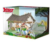 Plastoy Asterix Obelix House with figure Box set diorama