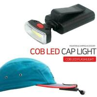 LED Clip-on Cap Hut Scheinwerfer Fackel Camping Scheinwerfer New 2019 R3G3 J8W5