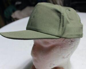 NOS  U.S.ARMY USAF VIET NAM JUNGLE FATIGUES CAP 7 3/8 #4