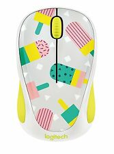Logitech M325c Wireless Mouse 910-004677 Party Collection Popsicle M238 M325