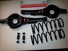 FORD FOCUS MK1 NEW REAR WISHBONE ARMS x2 COIL SPRINGS x2 & LINK BARS x2 98-04