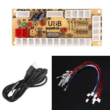 Zero Delay USB Encoder Joystick with 2Pin Cable For Arcade Fight Stick