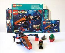Lego #6155 Aquazone: Aquasharks: Deep Sea Predator- COMPLETE w/box & manual 1995