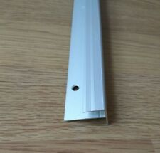 120 cm aluminium F-vorm trappen profiel trapprofielen Laminaattrap Trapneus