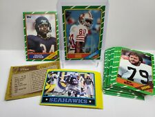 1986 Topps Football - Complete Your Set - #1-200