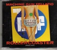(CL483) Machine Gun Fellatio, Rollercoaster - 2003 DJ CD