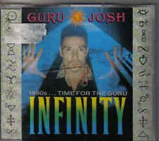 Guru Josh- Infinity cd maxi single