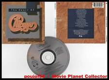"""CHICAGO """"The Heart Of"""" (CD) 15 Titres 1989"""