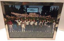 Fred Meyer Challenge 1988 20 Autographs Nicklaus Palmer Stewart Player Trevino