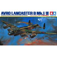 Tamiya 61112 Avro Lancaster B Mk.I/III 1/48