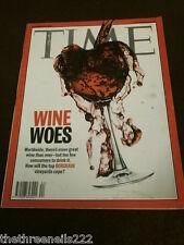 TIME MAGAZINE - WINE - OCT 30 2006