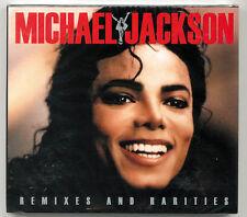 """MICHAEL JACKSON """"Remixes And Rarities"""" 2 Audio CD"""